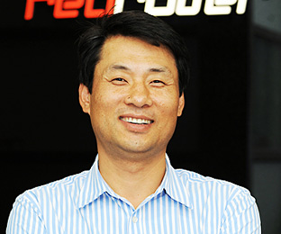 HA Hoe-jin, CEO of RedRover Producing THE NUT JOB